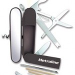 Grooming Multi-tool with Secret Compartment
