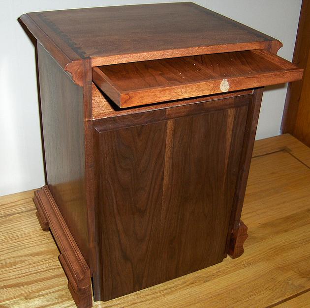 Secret Compartment Drawer In Chest Stashvault