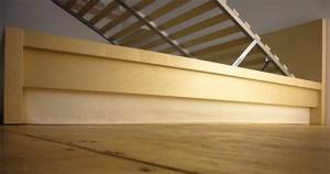 IKEA Hacked Hidden Storage Bed