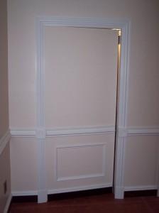 Hidden Room Behind Secret Panel Door