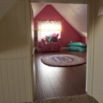 Entrance to Hidden Attic Play Room