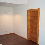 Bookcase Door Closed