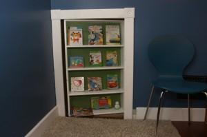 Hidden Kid's Room Entrance