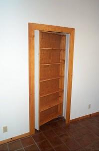 Secret Door Opening