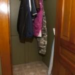 Hidden Door to Secret Under Stairs Room