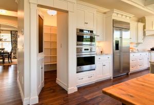 Hidden Pantry Room Behind Secret Door