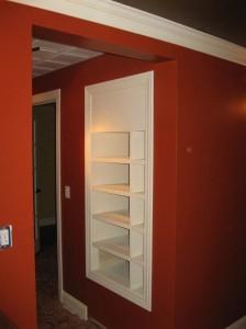 Media Rack Opens Up to Reveal Secret Room