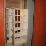 Hidden Door to Access Media Rack Room