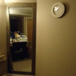 Secret Room Behind Concealed Mirror Door