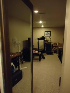 Mirrored Door Opens to Reveal Secret Room