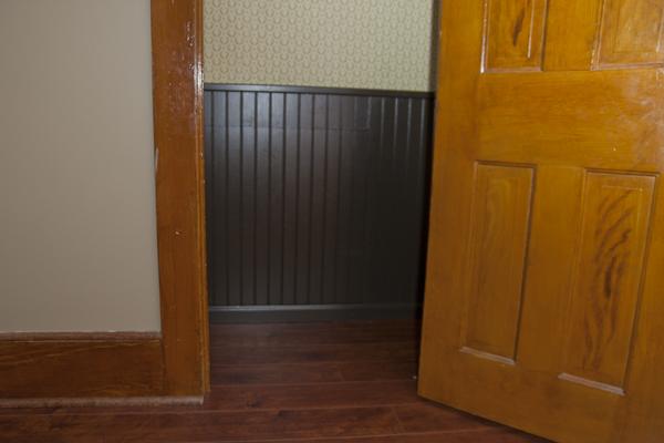 Hidden Door To Secret Room