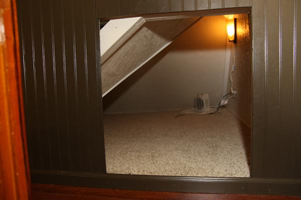 Door to Secret Room