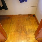 Hidden Trap Door in Floor