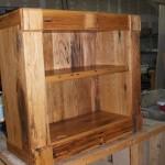Bookshelf/Table with Secret Compartments