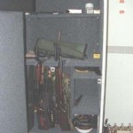 Soda Machine Converted To Gun Safe