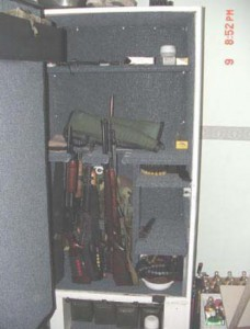 Soda Machine Converted To Gun Safe