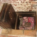 Trap Door in Floor to Priest Hole