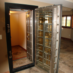 Residential Vault Door