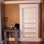 Non-Pivoting Bookshelf Door