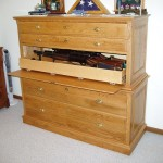 Secret Compartment Gun Cabinet Furniture