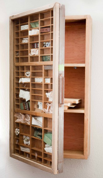 Secret Compartment Wall Storage StashVault