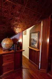 Secret Door Reveals Hidden Room
