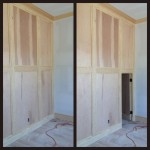 Moving Wall Panel Door Conceals Secret Room