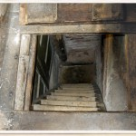 Hidden Trap Door Reveals Secret Space