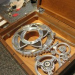 Mechanical Jewelry Box