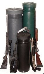 Strong Gun Storage Container