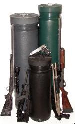 Strong Gun Storage Container