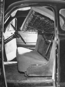 Hidden Moonshine Stash Spot in Bootlegger Car