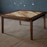 Table with Secret Compartment