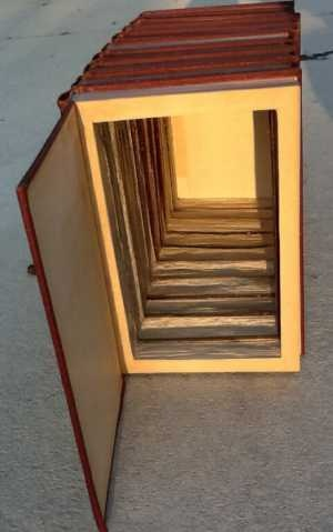 Complete Encyclopedia Set Hollow Book Compartment