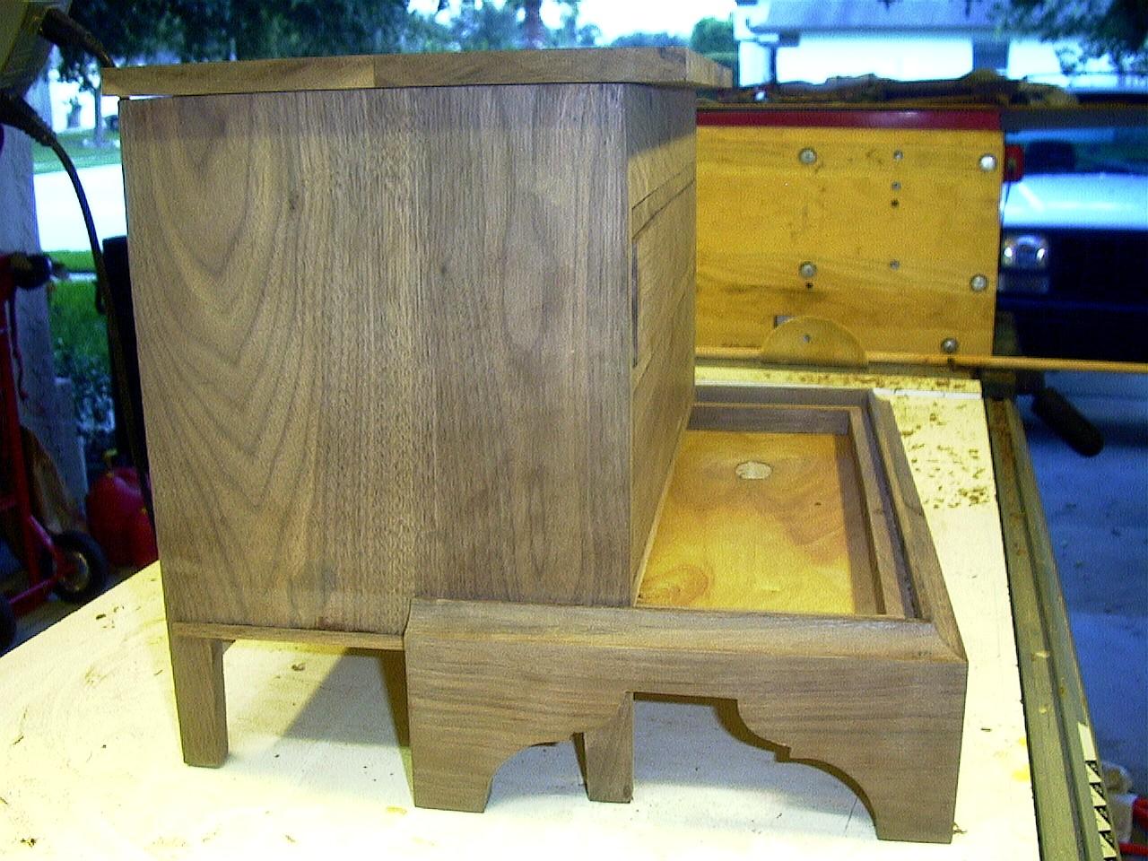 Secret Drawer Compartment Jewelry Box Stashvault