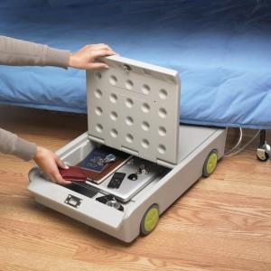 Hidden Under Bed Storage Locker