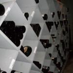 Hidden Underground Wine Cellar