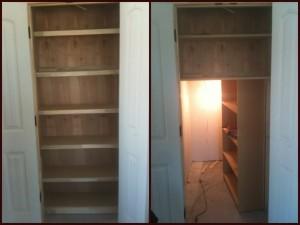 Hidden Safe Room Behind Bookshelf Door