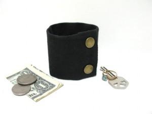 Secret Compartment Wrist Cuff