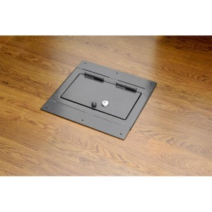 Secret secure floor safe stashvault for Hidden floor safe