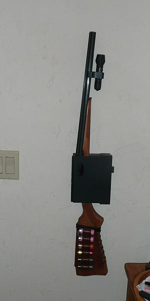 ShotLock Mounted Long Gun Lock