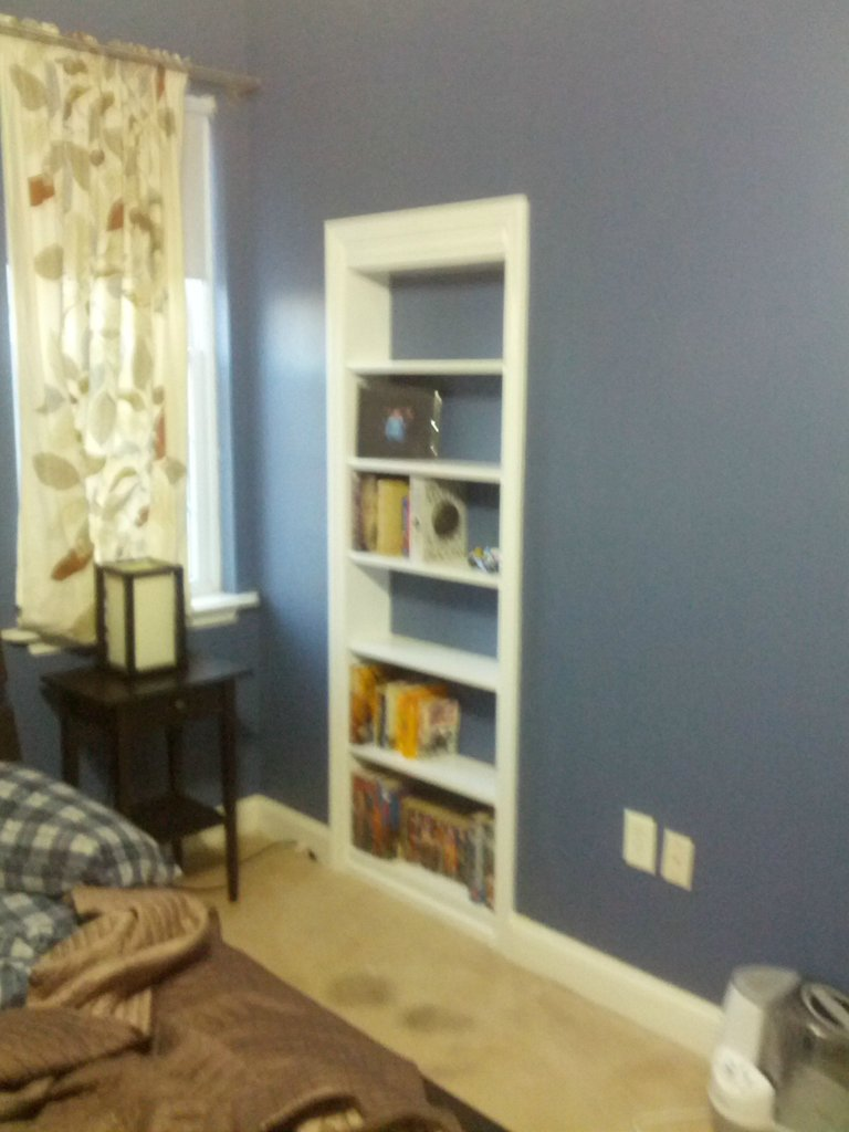 Hidden Closet Bookcase Door 768 x 1024
