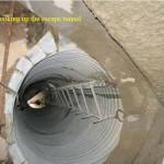 Secret Underground Tunnel