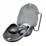Belt Buckle with Secret Compartment