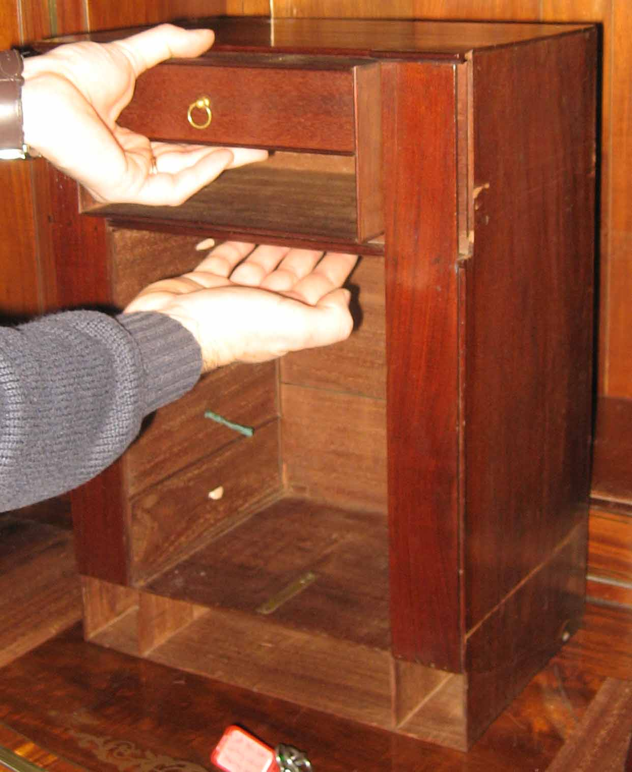 Secret compartment furniture stashvault for Furniture w hidden compartments