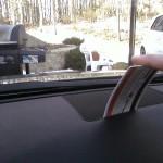 Unused Dash Speaker Makes Secret Compartment