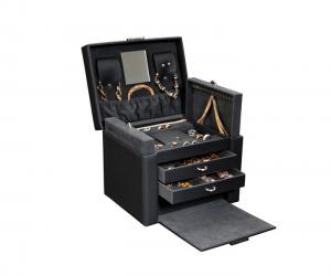 Portable Jewelry Box Safe