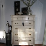 Dresser with Closed Jewelry Compartments