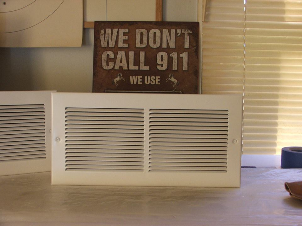 Wall vent secret compartment stashvault for How to make a secret compartment in your wall