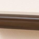 Shelf Conceals Secret Interior Compartment